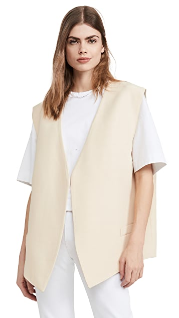 Acne Studios Oversized Waist Coat