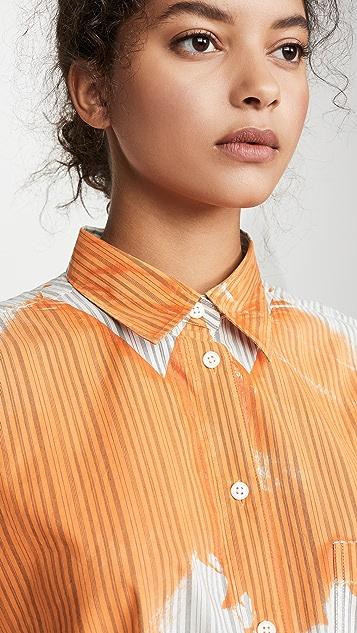 Acne Studios Daile 棉质连衣裙