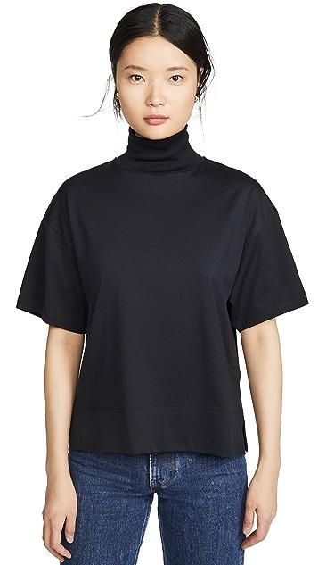Acne Studios Mirka 简洁平针织 T 恤