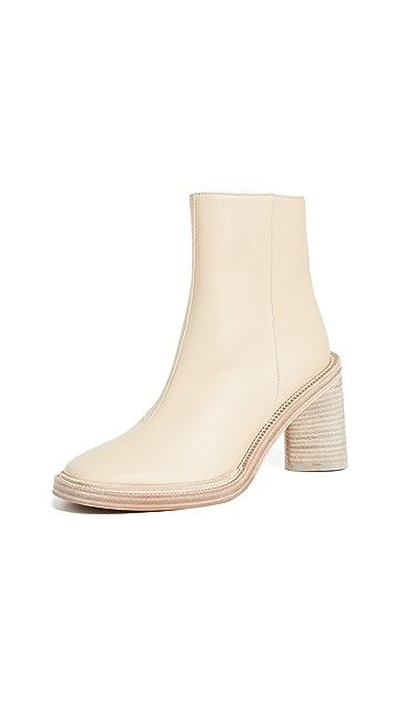 Acne Studios 方头短靴