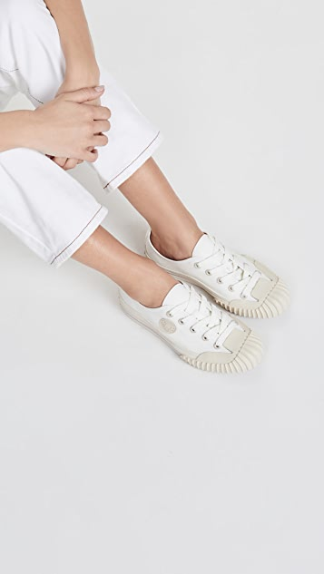 Acne Studios Logo Patch Sneakers