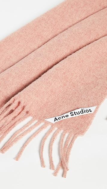 Acne Studios Canada New 围巾
