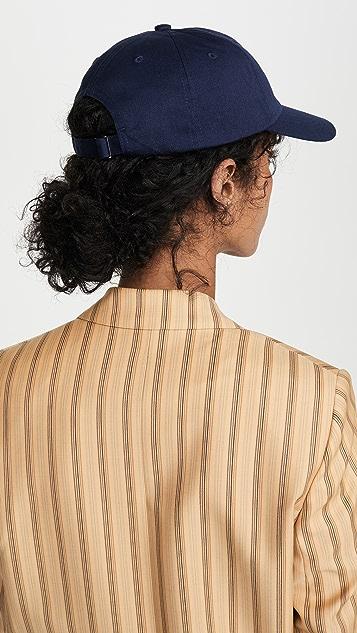 Acne Studios Caroly Cotton Twill Hat