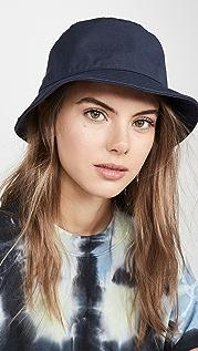 Acne Studios Brun 棉质帆布帽子