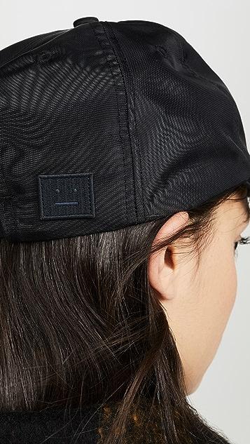 Acne Studios 尼龙棒球帽