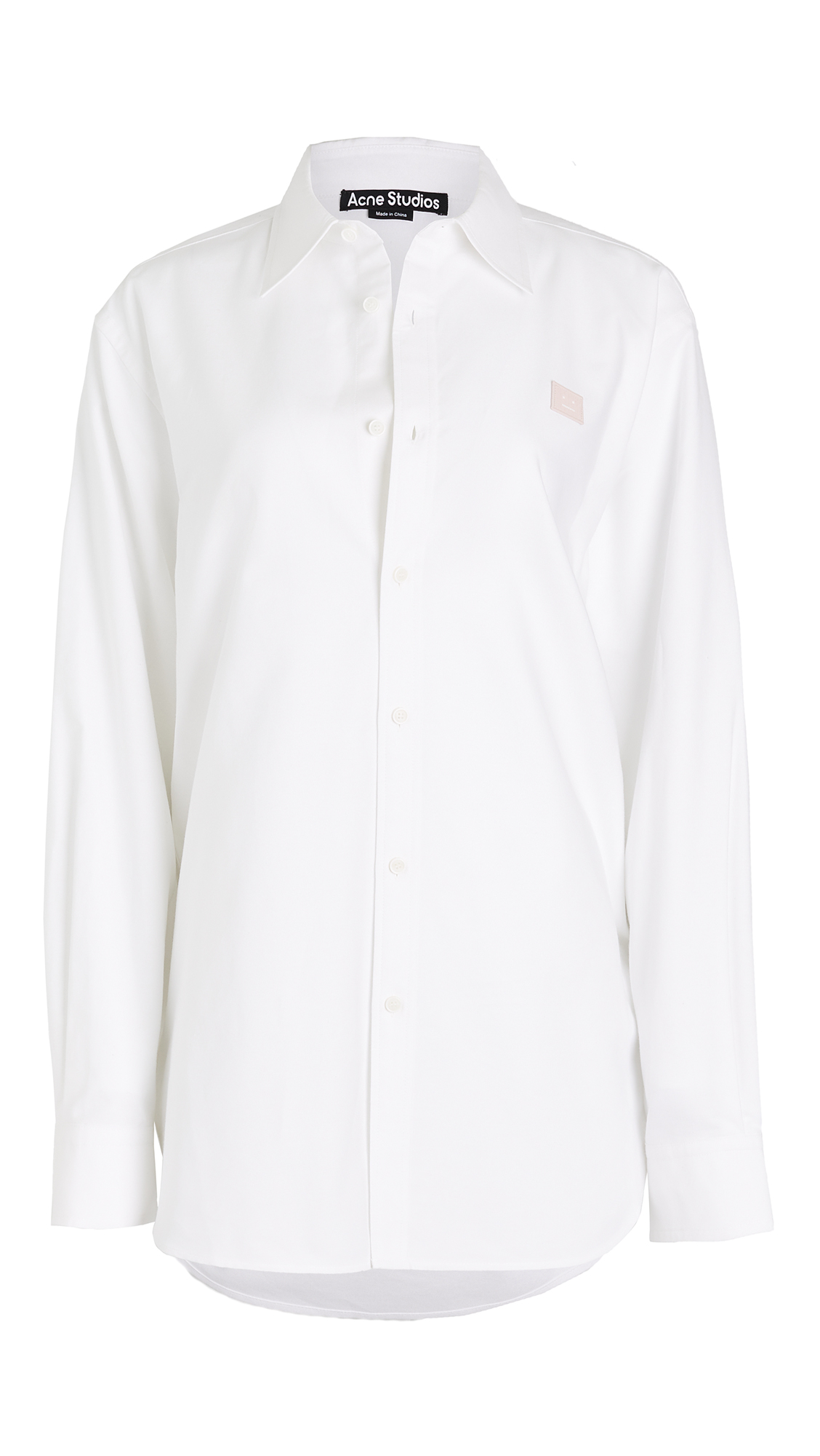 Acne Studios Saco Ox Face Shirt
