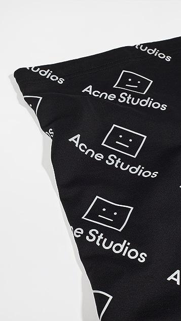 Acne Studios 平纹针织束发带