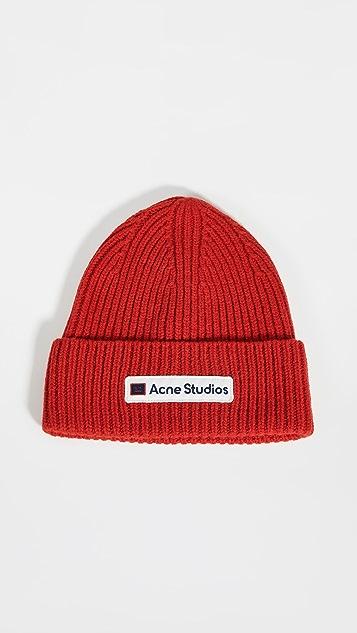 Acne Studios Kansa Face 帽子