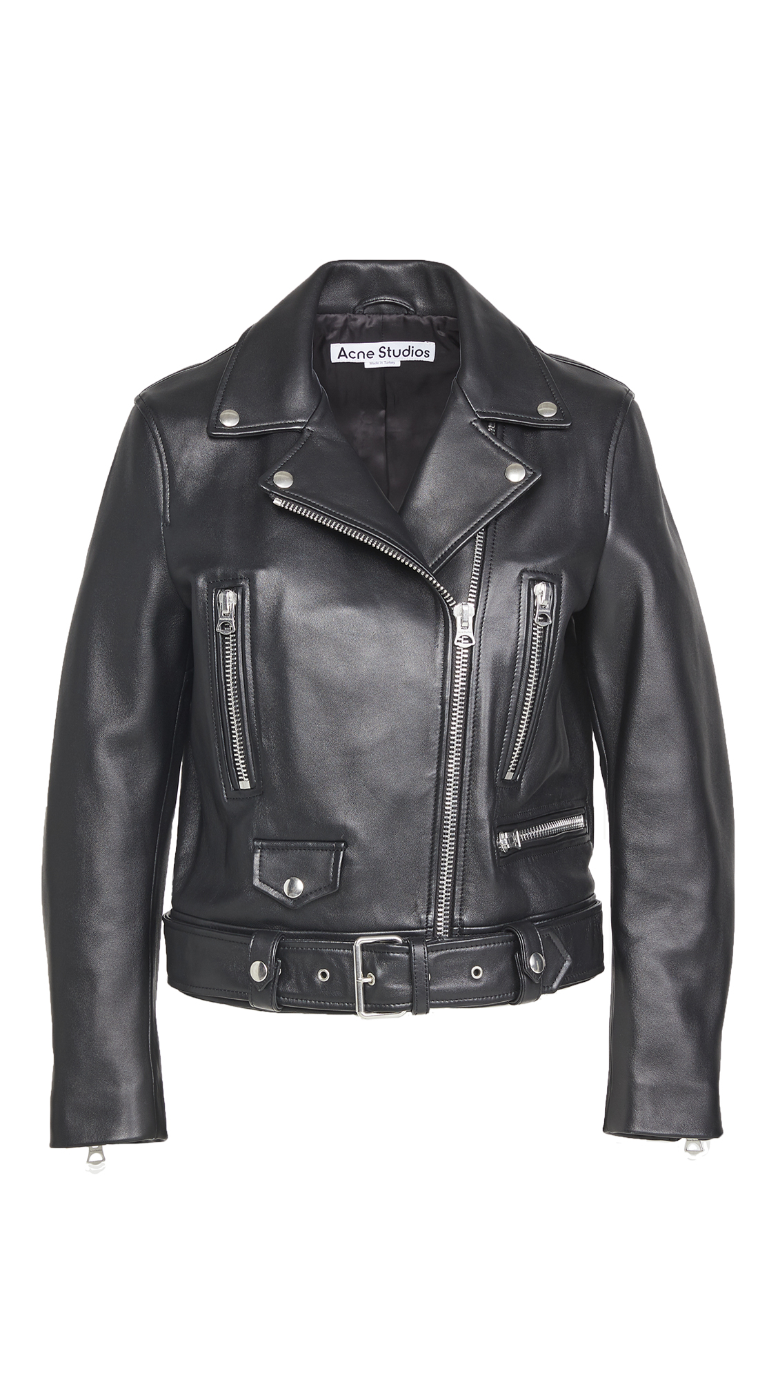 Acne Studios Mock Leather Outerwear
