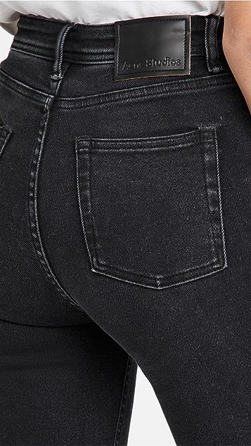 Acne Studios Peg Used Black 牛仔裤