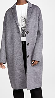 Acne Studios Avalon Double Textured Outerwear