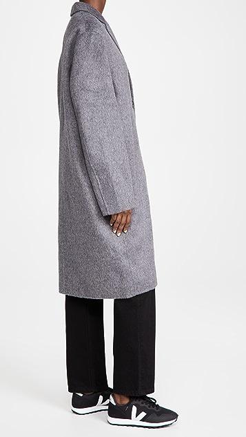 Acne Studios Avalon Double Textured Outerwear
