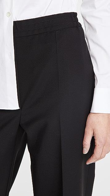 Acne Studios Paminne Wool Trousers