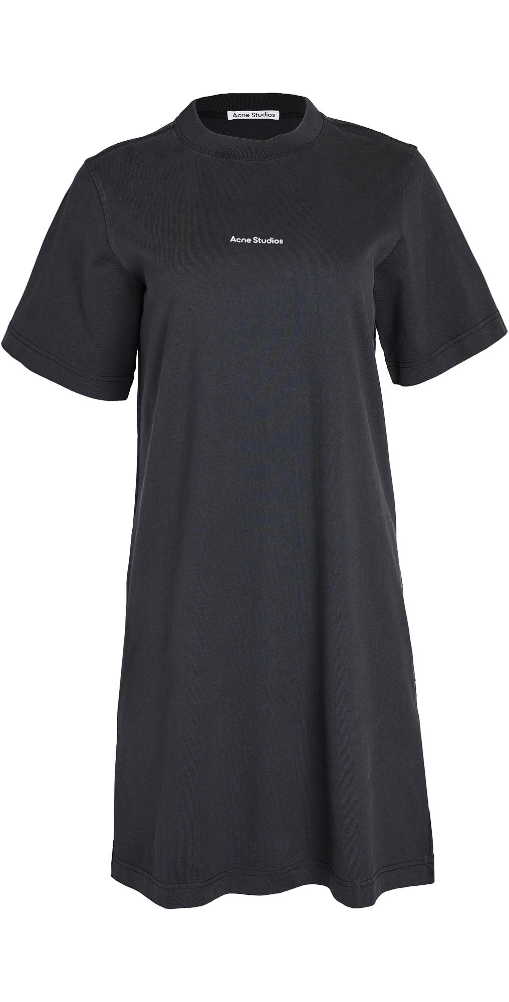 Acne Studios Elleni Stamp Dress