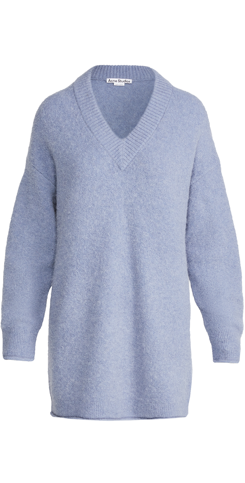 Acne Studios Keandra Fluffy Alpaca Sweater