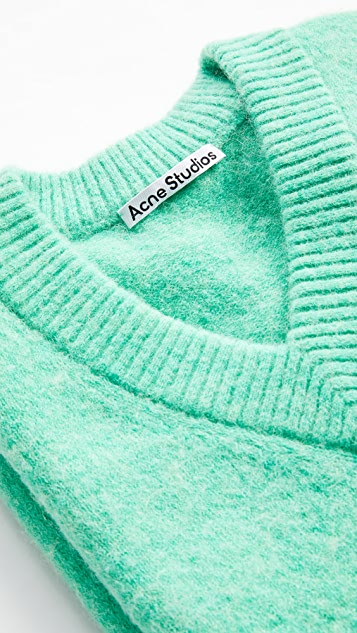 Acne Studios Keandra Fluffy Alpaca Sweater