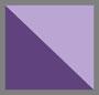 紫色/灰色多色