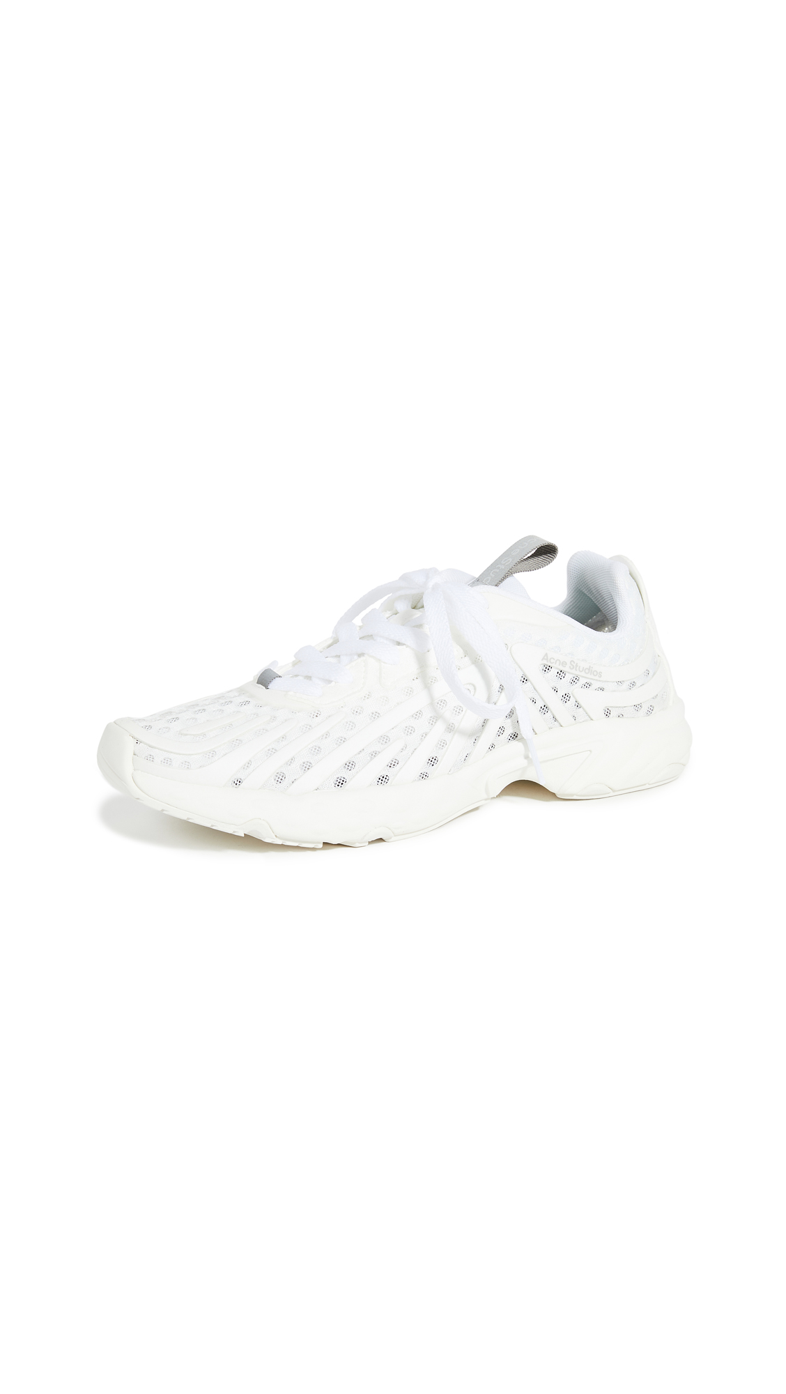 Acne Studios Buzz Mesh Sneakers