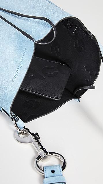 Acne Studios Suede Market Bucket Bag
