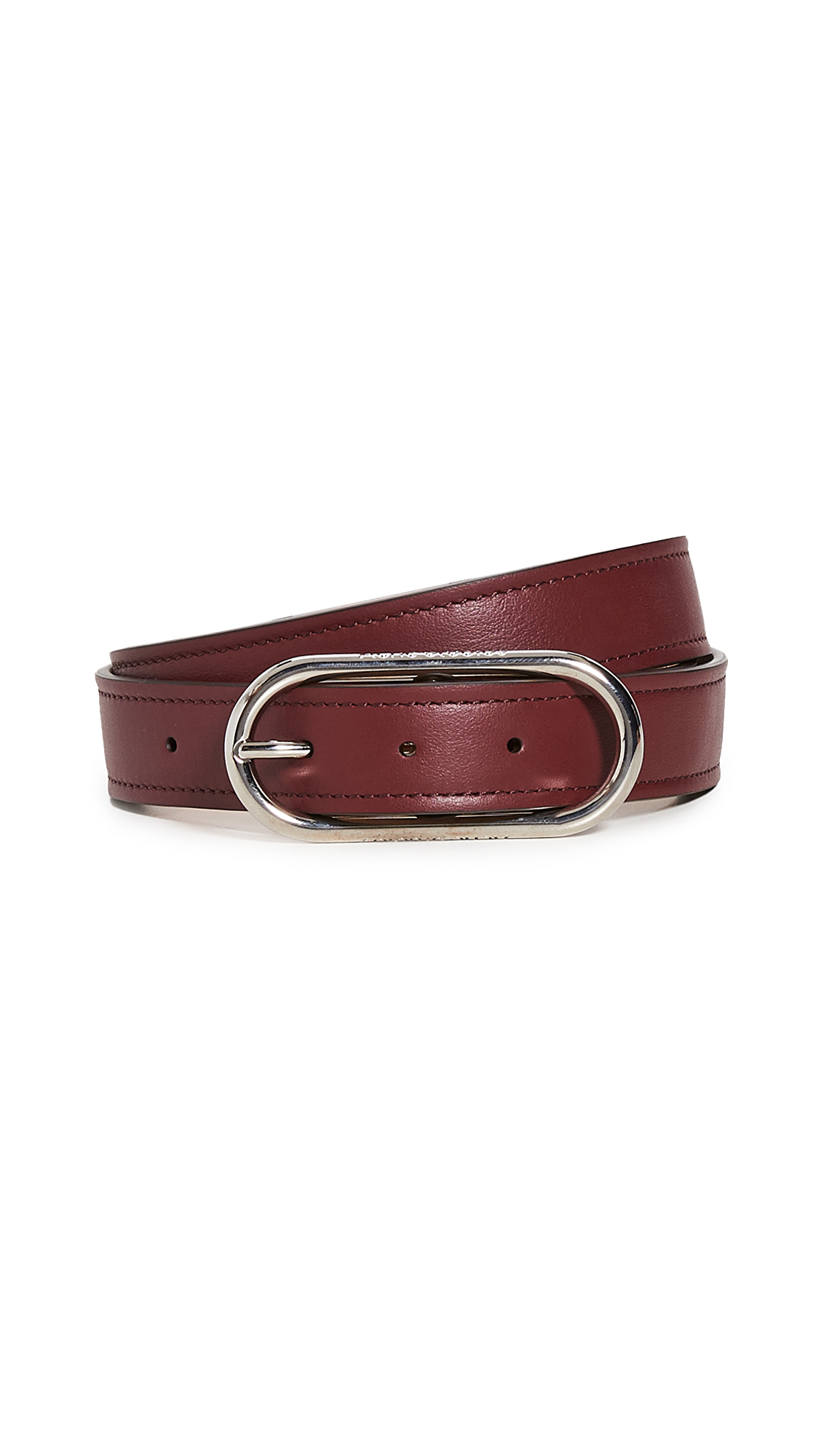 Acne Studios Masculine Thin Belt