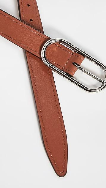 Acne Studios Masculine Thin Belt