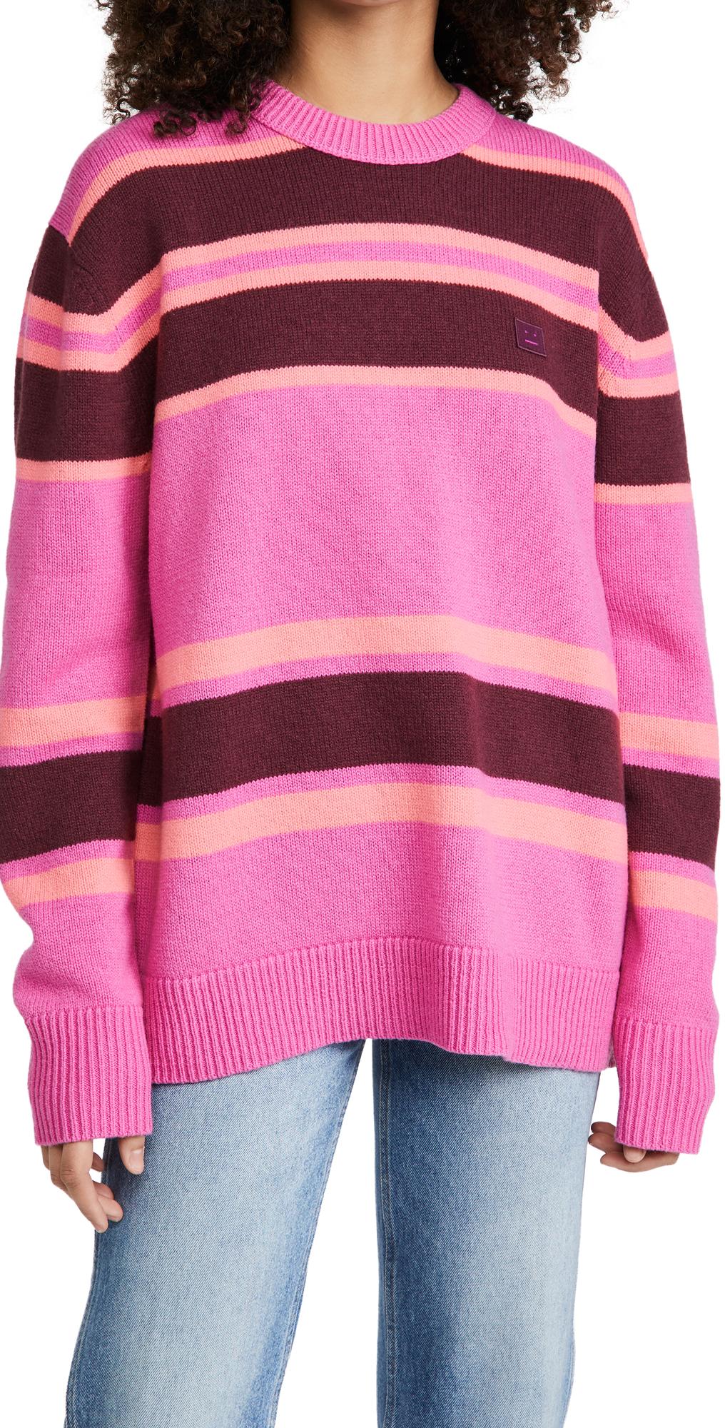 Acne Studios Nimah Block Striped Sweater
