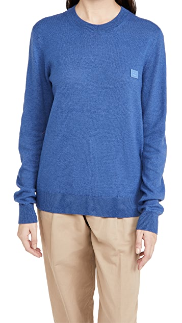 Acne Studios Crew Neck Sweater