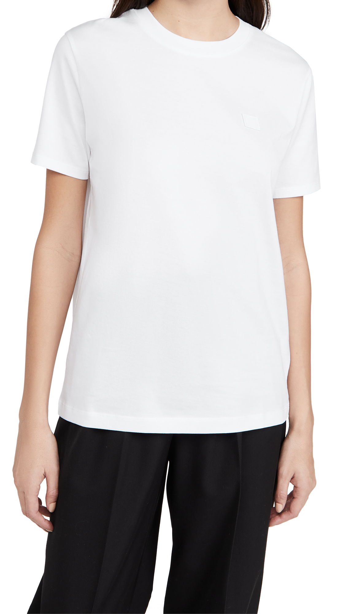 Acne Studios Ellison Face Short Sleeve Shirt