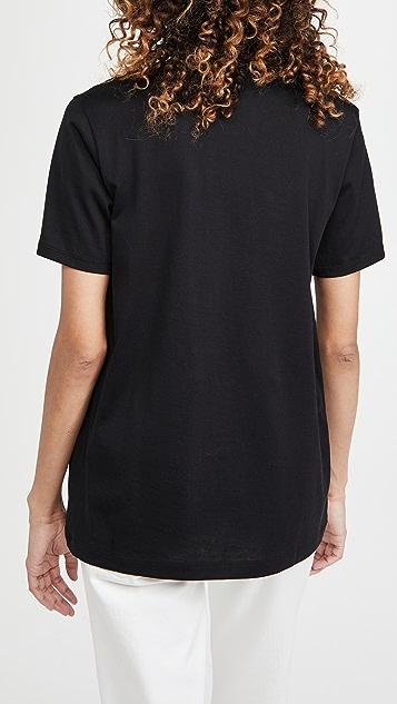 Acne Studios Ellison Face Short Sleeve Shirt