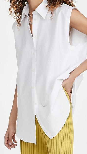 Acne Studios 无袖衬衫