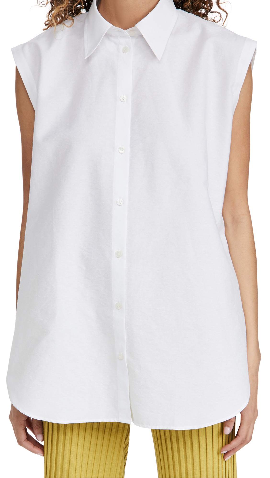 Acne Studios Sleeveless Shirt