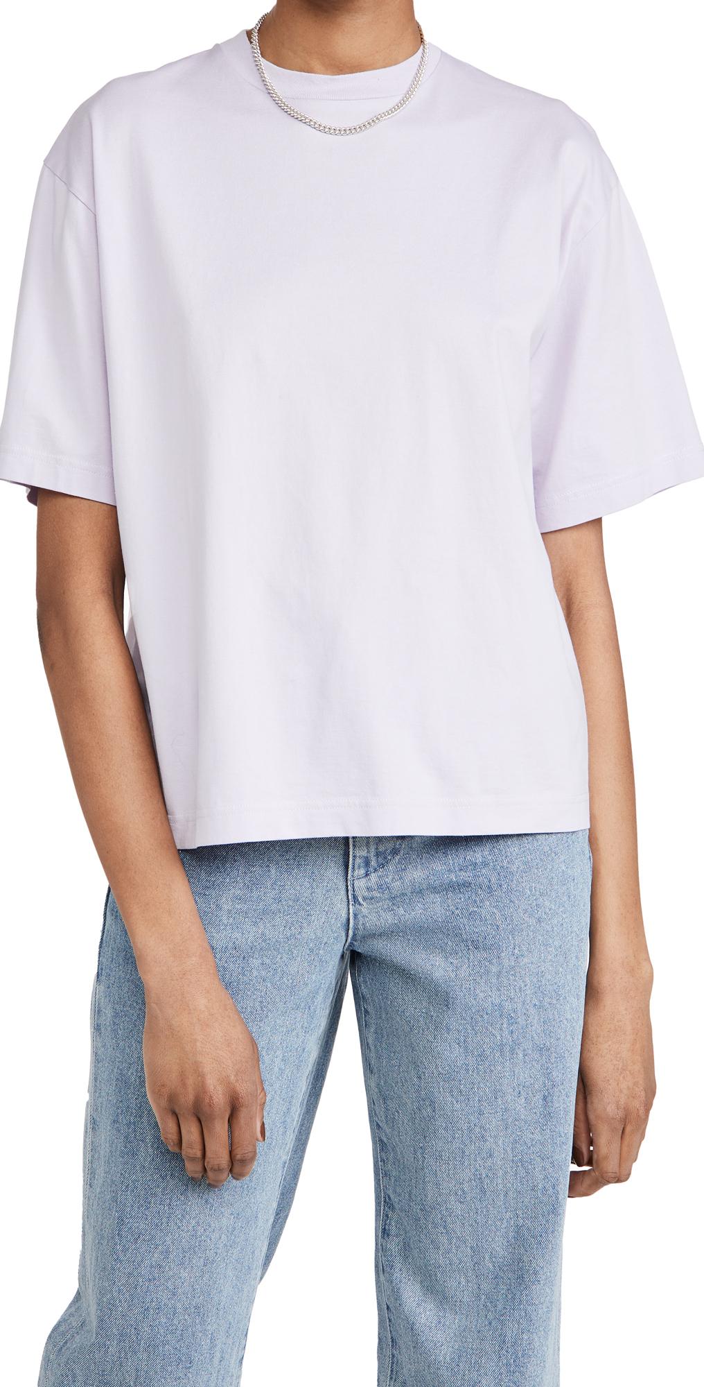 Acne Studios Straight Fit T-Shirt