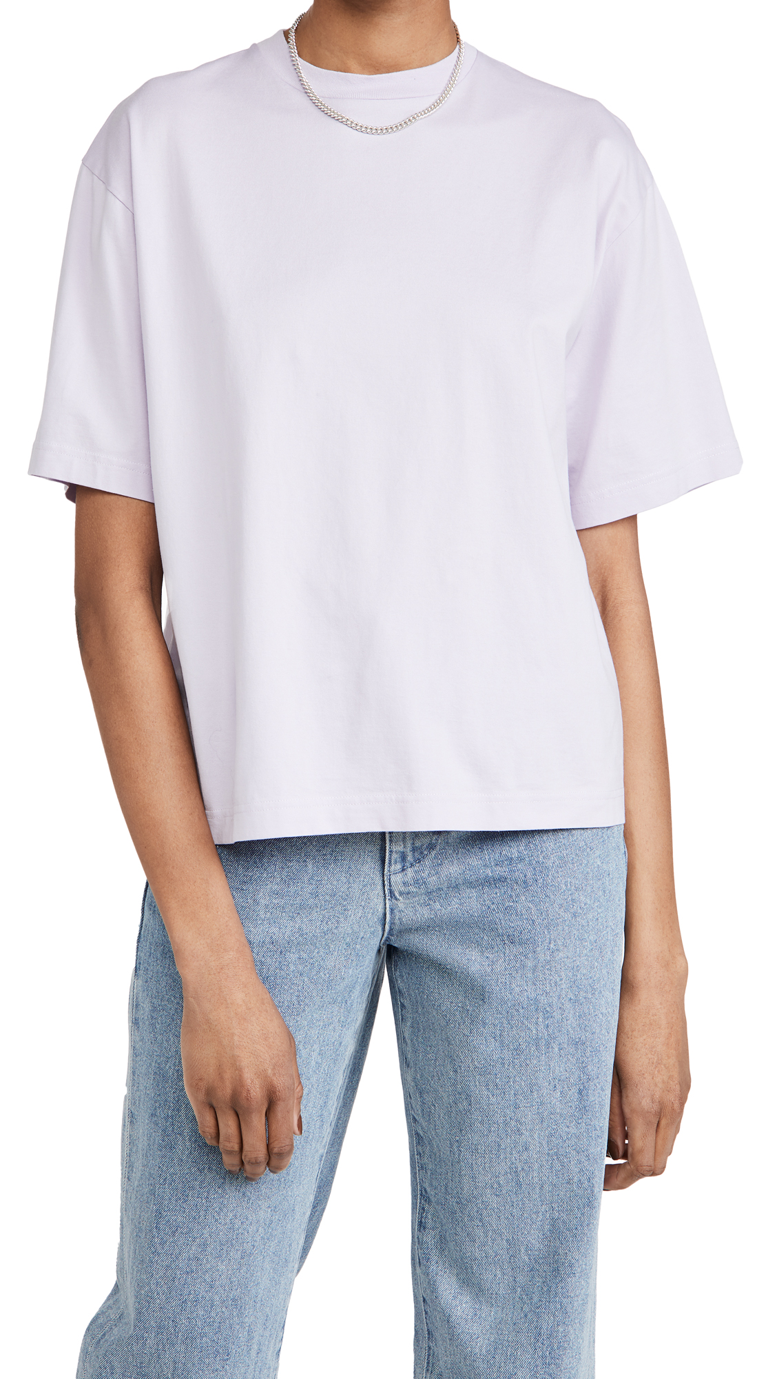 Acne Studios Straight Fit T-Shirt