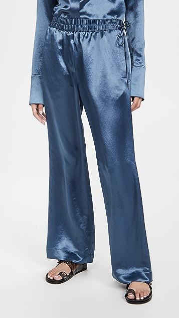Acne Studios Satin Trousers