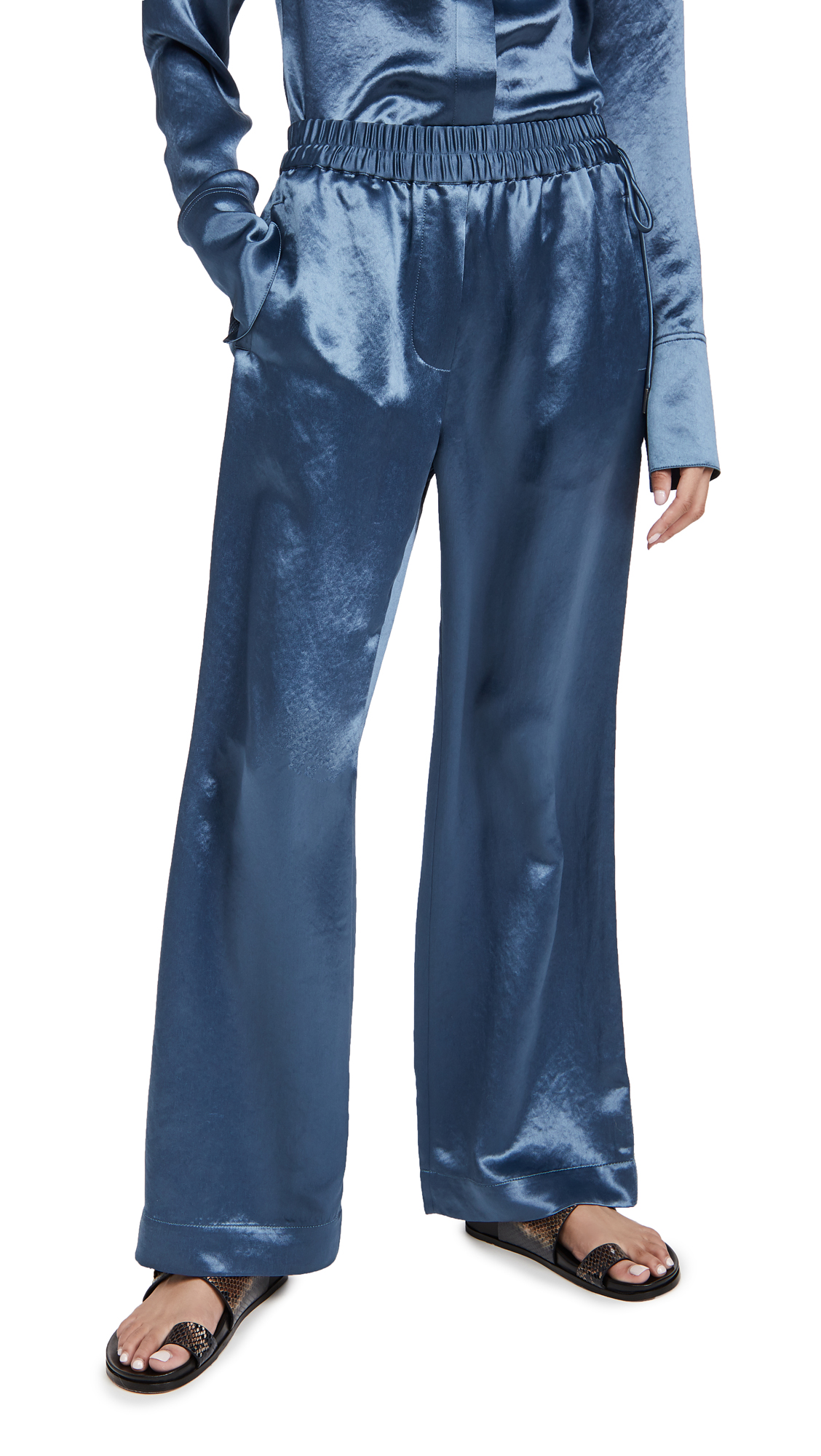 Acne Studios Satin Trousers