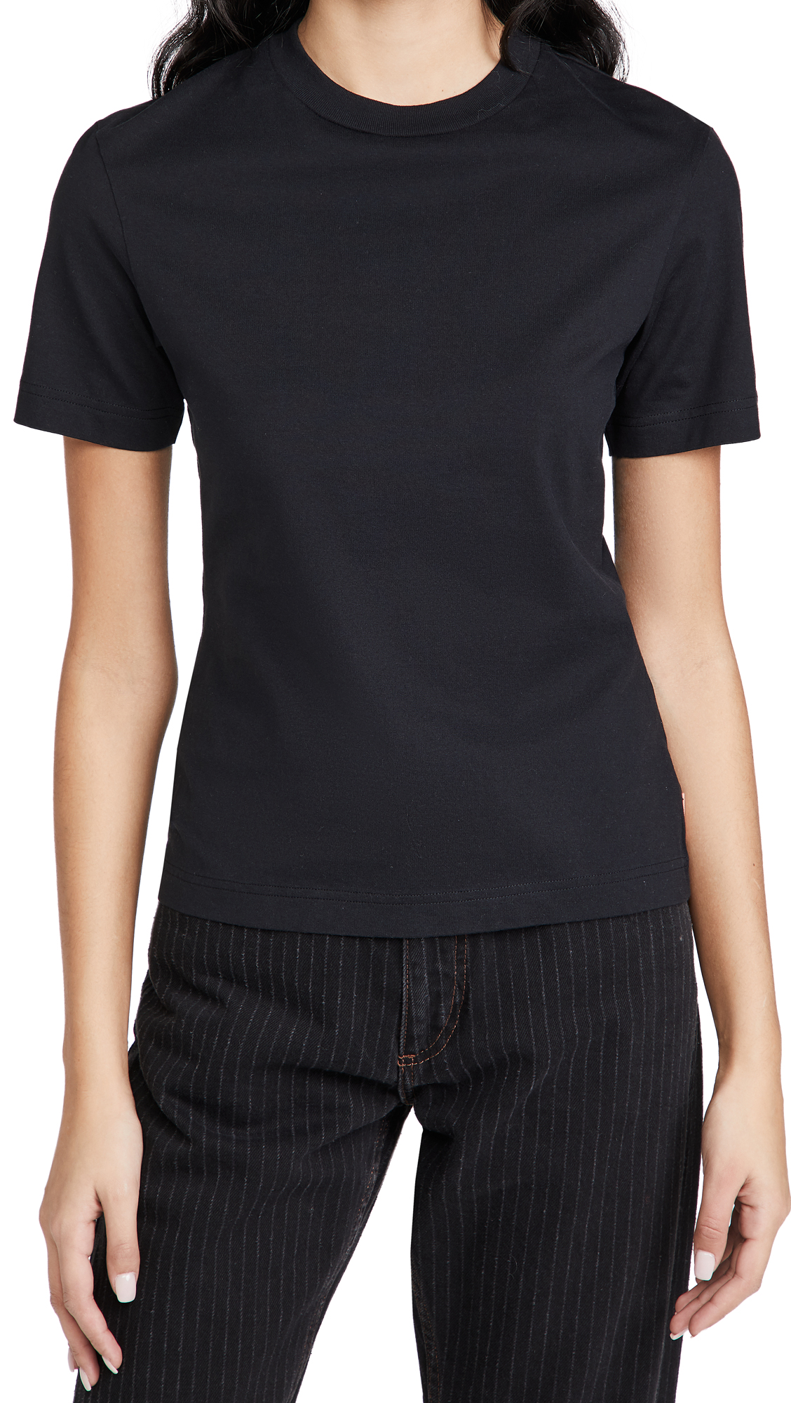 Acne Studios Fitted T-Shirt