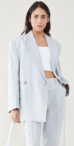Acne Studios - Belted Suit Jacket