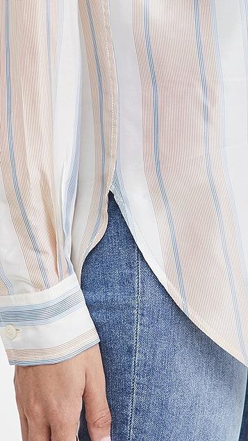 Acne Studios 条纹衬衣