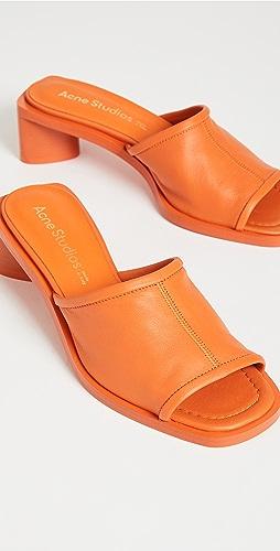 Acne Studios - 穆勒凉鞋