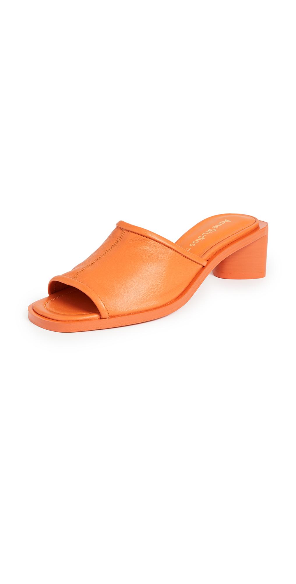 Acne Studios Mule Sandals