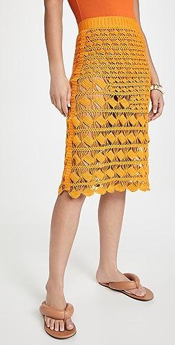 Acne Studios - Crochet Skirt