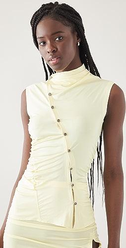 Acne Studios - Sleeveless Shirt