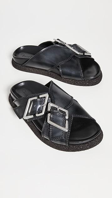 Acne Studios Bullak Sandals