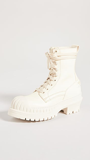 Acne Studios Bryant Lace Up Boots
