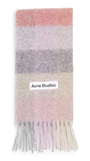 Acne Studios 毛绒围巾