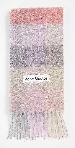 Acne Studios - 毛绒围巾