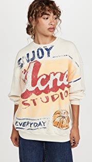 Acne Studios 图案运动衫