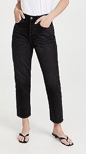 Acne Studios Mece 复古黑色牛仔裤