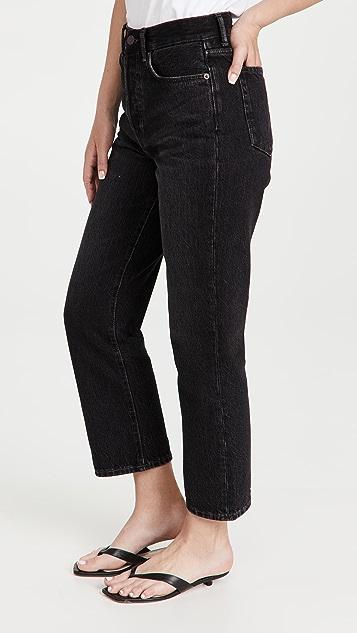 Acne Studios Mece Vintage Black Jeans