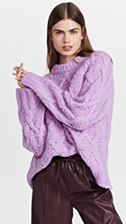 Acne Studios Cable Knit Sweater